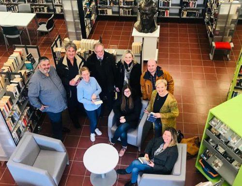 Stadtbücherei öffnet sonntags: Erster Testlauf erfolgreich gestartet