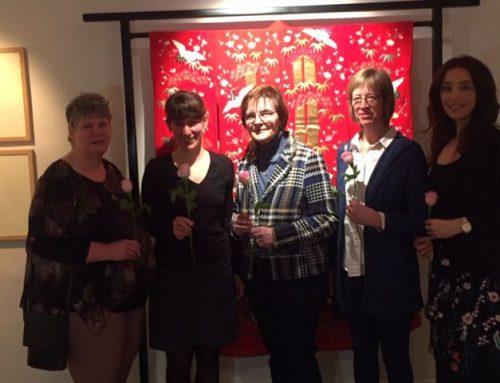 """Frauen Union: Internationaler Frauentag 2020 unter dem kreisweiten Motto """"Nur Mut!"""""""