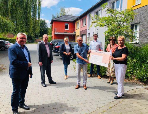 Haus St. Stephanus: Frauen Union (FU) überreicht Spendenerlöse